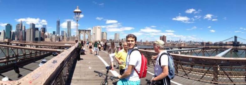 Pablo Penadés: La aventura americana de un joven urbanista