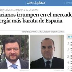 Dos Alumni son noticia en «Valencia Plaza»