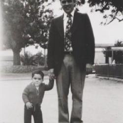 Nuestro querido «Sahuqui» cumple 72 años.