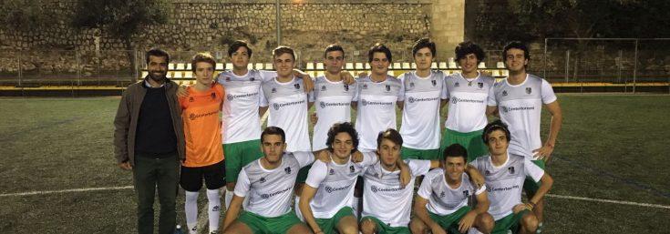Primera victoria del equipo de El Vedat Alumni