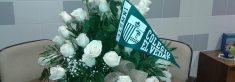Flores por el 50 Aniversario
