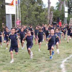 12 de mayo Fiesta Deportiva.
