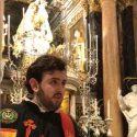 Álvaro Pastor en la Ronda a la Verge