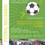 Torneo Solidario El Vedat Alumni – 15 de Diciembre