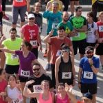 III Carrera Solidaria Running for Others