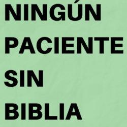 COVID-19: Ningún Paciente Sin Biblia.